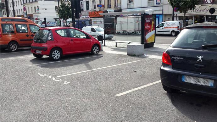 stationnement intelligent