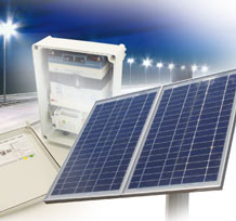 Alimentations solaire & sur éclairage public