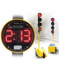 Mobile Traffic Light Range
