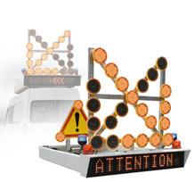 PMV Véhicule - FLU Signalisation de sécurité