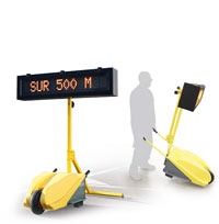 Mobile Variable Message Signs