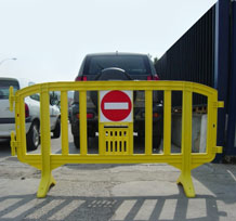 Les barrières