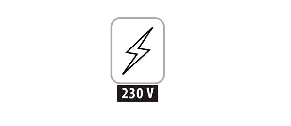 OPTION PRP EASY - ALIMENTATION 230V